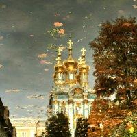Отражения осени :: Сергей Григорьев