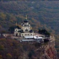 Форосская церковь :: Ольга Голубева