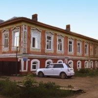 г.Оса .старое здание :: Владимир Нефедов