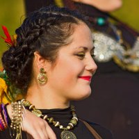 Тайбл-танцовщица :: Александр Тырлов