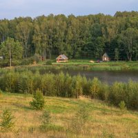 Вот и осень... :: Олег Козлов