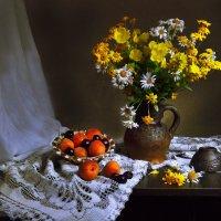 Полевые цветы... :: Валентина Колова