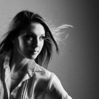 Ветер в волосах :: Оксана Николаева