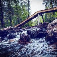 мостик :: Андрей Пашков