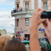 По главной улице с оркестром :: Ирина Данилова