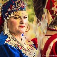Е.Н. Цыганкова. Острый глаз. 2014 :: Елена Цыганкова/Elena Tsygankova