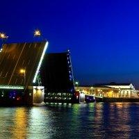 Дворцовый мост :: galiyalex .