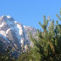 Просто горы :: Polina Polina