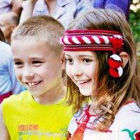 Пусть будет счастлив каждый ребенок на земле... :: Наталья Костенко