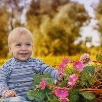 Малыш. :: Жанна Мальцева