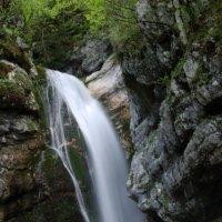 Водопад Савица. :: Елена
