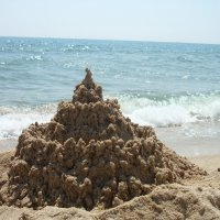 песочная башня:) :: Юлия Яровенко
