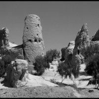 Крепостные ворота :: Ахмед Овезмухаммедов