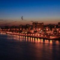 Ночной город :: Дмитрий .