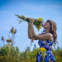 Запах лета :: N. Efimkina