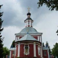 Церковь Илии Пророка в Сергиевом Посаде :: Galina Leskova