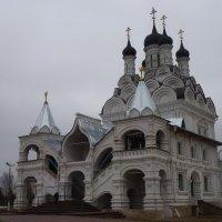 Церковь Благовещения Пресвятой Богородицы в Тайнинском :: Galina Leskova
