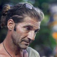Израильский кожемяка-портрет :: Shmual Hava Retro