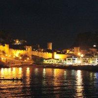 старый город в Тоссе ! Испания :: Марина Аннина