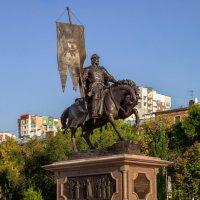 Памятник князю Григорию Засекину. :: Сергей Исаенко