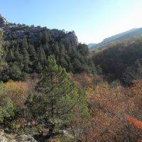 Чернореченский каньон.(панорама.) :: Yoris2012 Lp.,by >hbq/