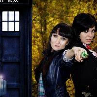 Doctor Who style :: Алиса Кондрашова
