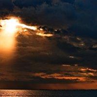 Небесный свет!!! :: Олег Семенцов