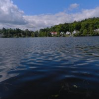 Озеро Саранак (Saranac), США :: Юрий Поляков