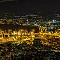 Ночная Галилея :: Cтанислав Сас