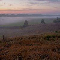 И вновь пылающий восход... :: Юрий Морозов