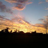 золотое небо :: Дамир Мутиев