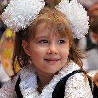 Первоклашка :: Детский и семейный фотограф Владимир Кот