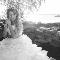 Невеста :: Лидия Орембо