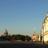 Дворцовая площадь. :: Владимир Гилясев