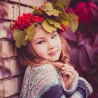 Осень багряная :: Galina Zabruskova