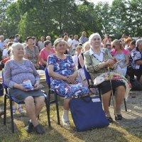 На празднике 105 лет селу Анастасьевка . :: Николай Сапегин