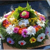Цветочный торт :: Лидия (naum.lidiya)