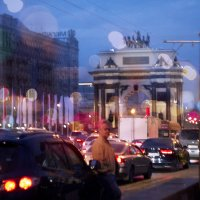 Москва :: Ольга Метла