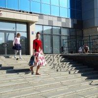вниз по лестнице :: Юлия Мошкова