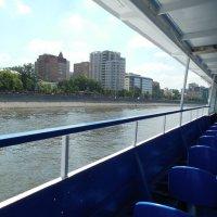 по Москве-реке :: Мила