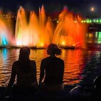 Фонтан на реке :: Nn semonov_nn