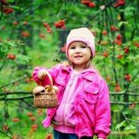 маленький грибник :: Андрей Герасимов