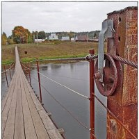 подвесной мост :: Natalia Mihailova
