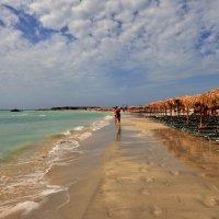 пляж розовых песков :: Dorosia
