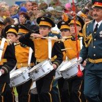 Юные барабанщики :: Вик Токарев