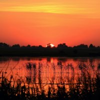 Белорусский закат :: Tatsiana Latushko