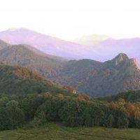 Гора Два Брата :: Екатерина Будовская
