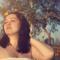 В лучах солнца :: Виктория