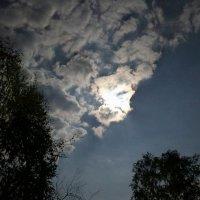 Небесные волнения :: Татьяна Ломтева