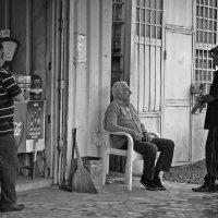 1-1.1 будни маленького грузинского рынка :: Ларико Ильющенко